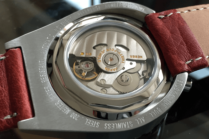 Stuckx Watches Bullhead Chronograph - 7