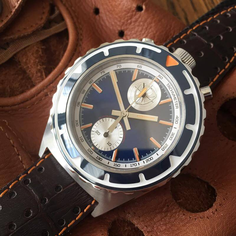 Stuckx Watches Bullhead Chronograph - 8