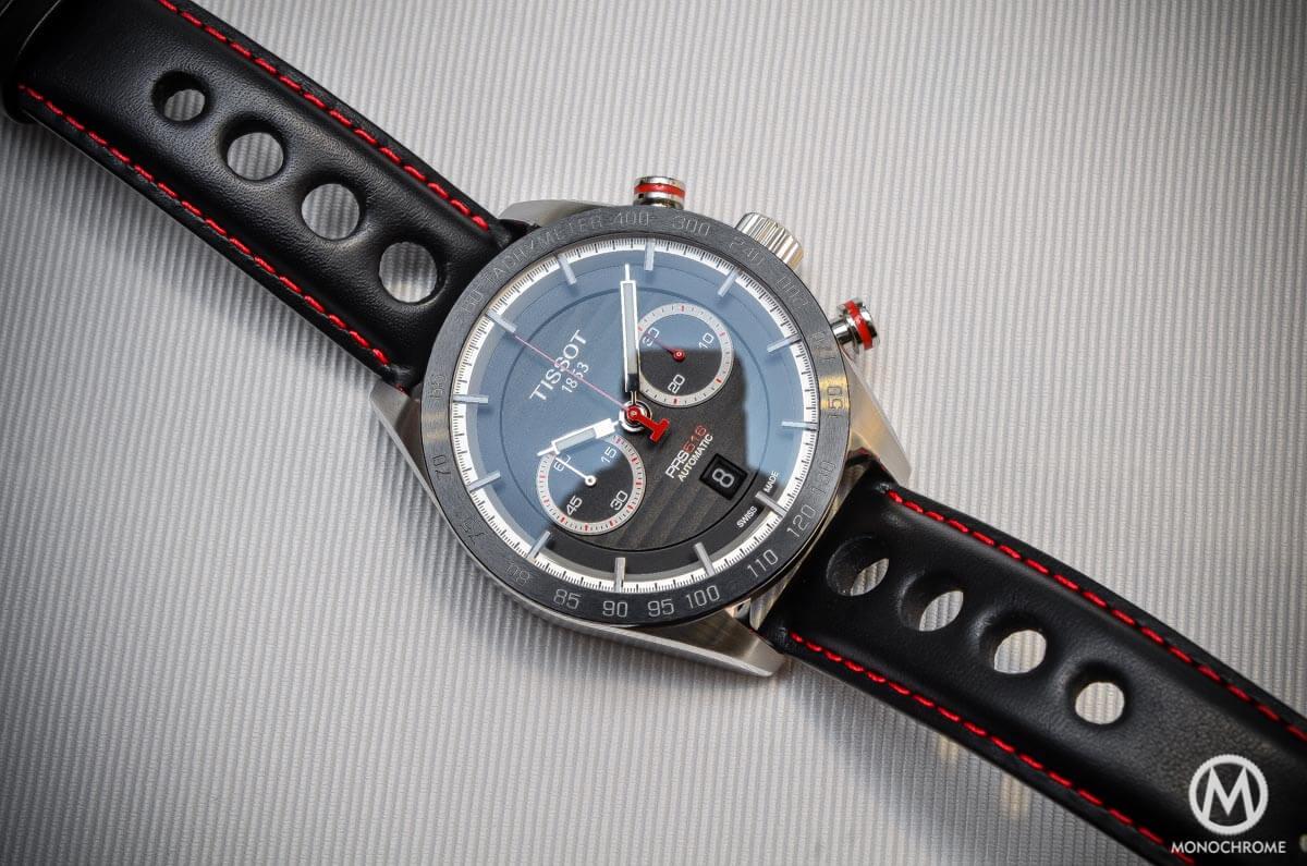 Tissot PRS 516 Automatic Chronograph - 1