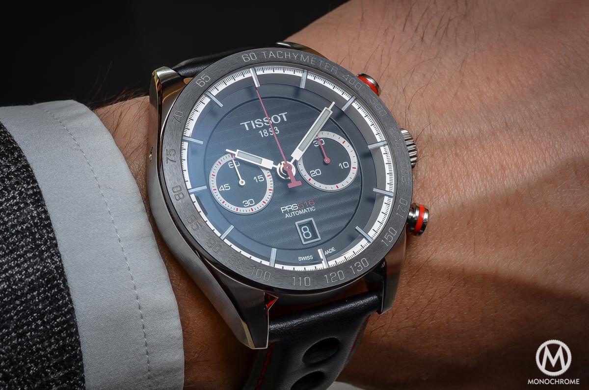 Tissot PRS 516 Automatic Chronograph - 4