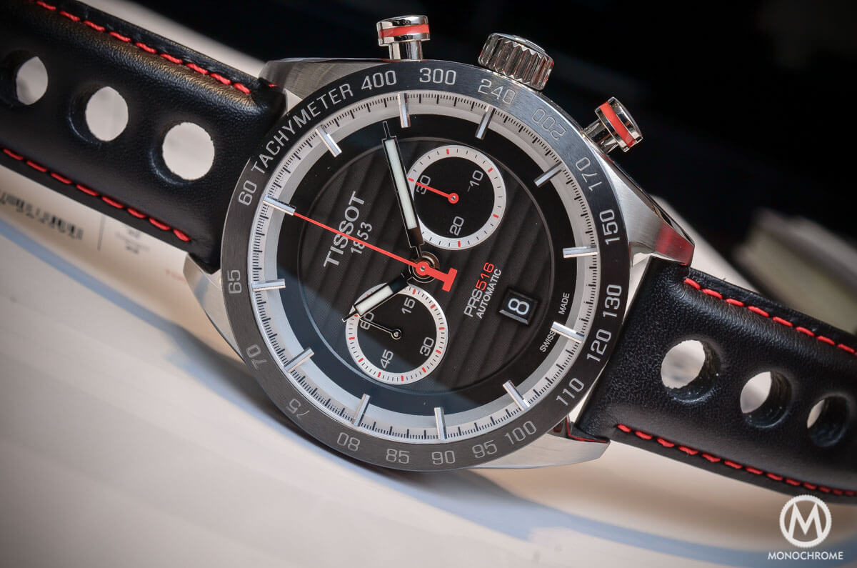 Affordable Proposition Hands On Review Of The New Tissot Prs 516