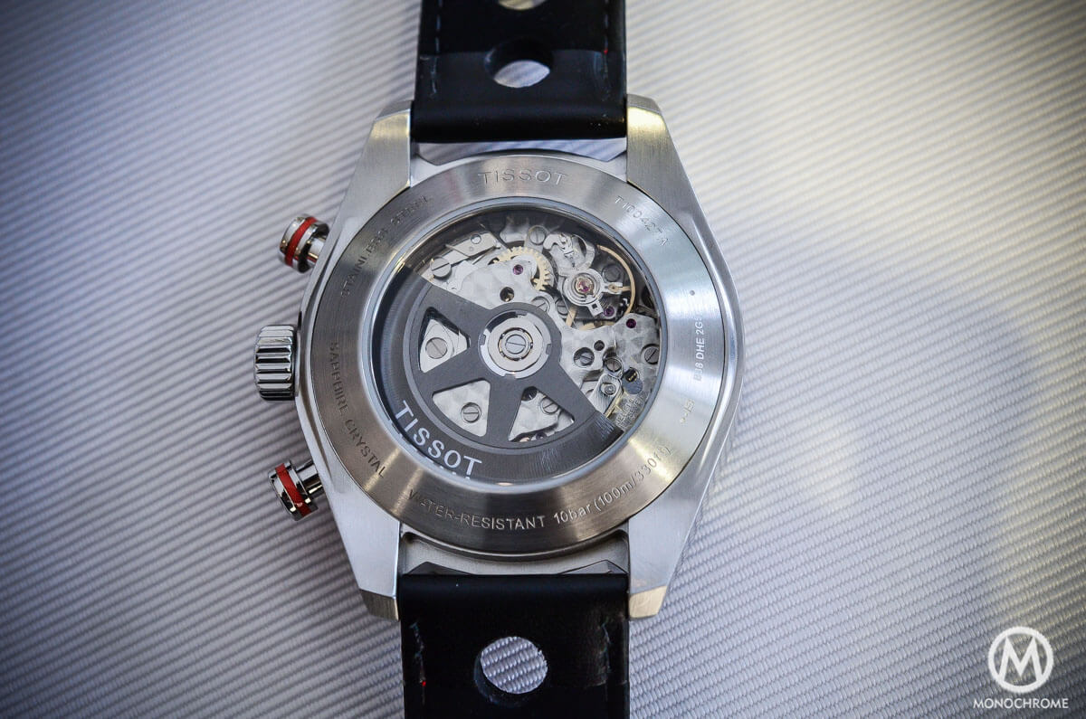 Tissot PRS 516 Automatic Chronograph - 6