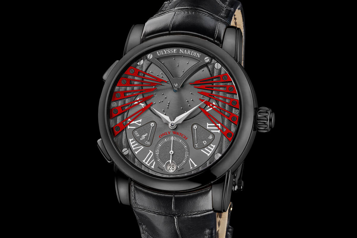 Ulysse Nardin Only Watch Stranger - 3