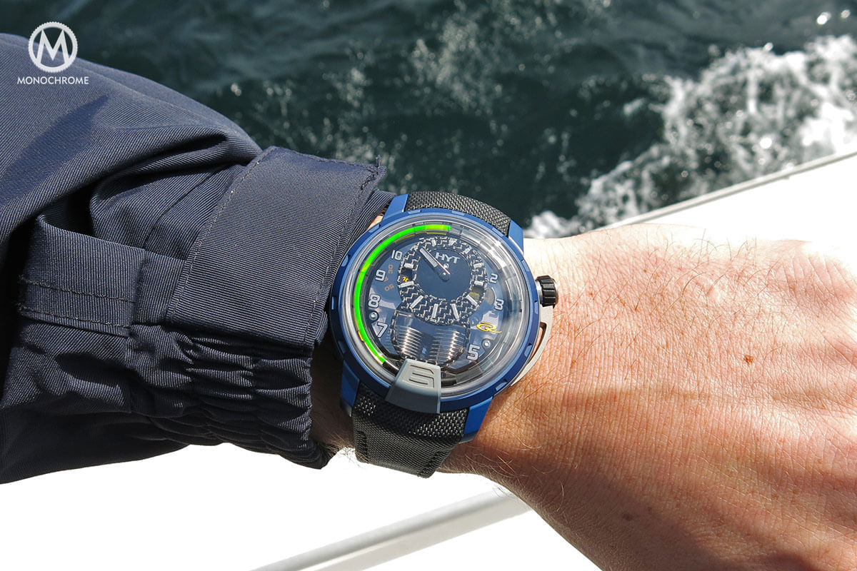 HYT_Watches_H1_Air_RC44_Marstrand_Sweden_Cup_2015_13