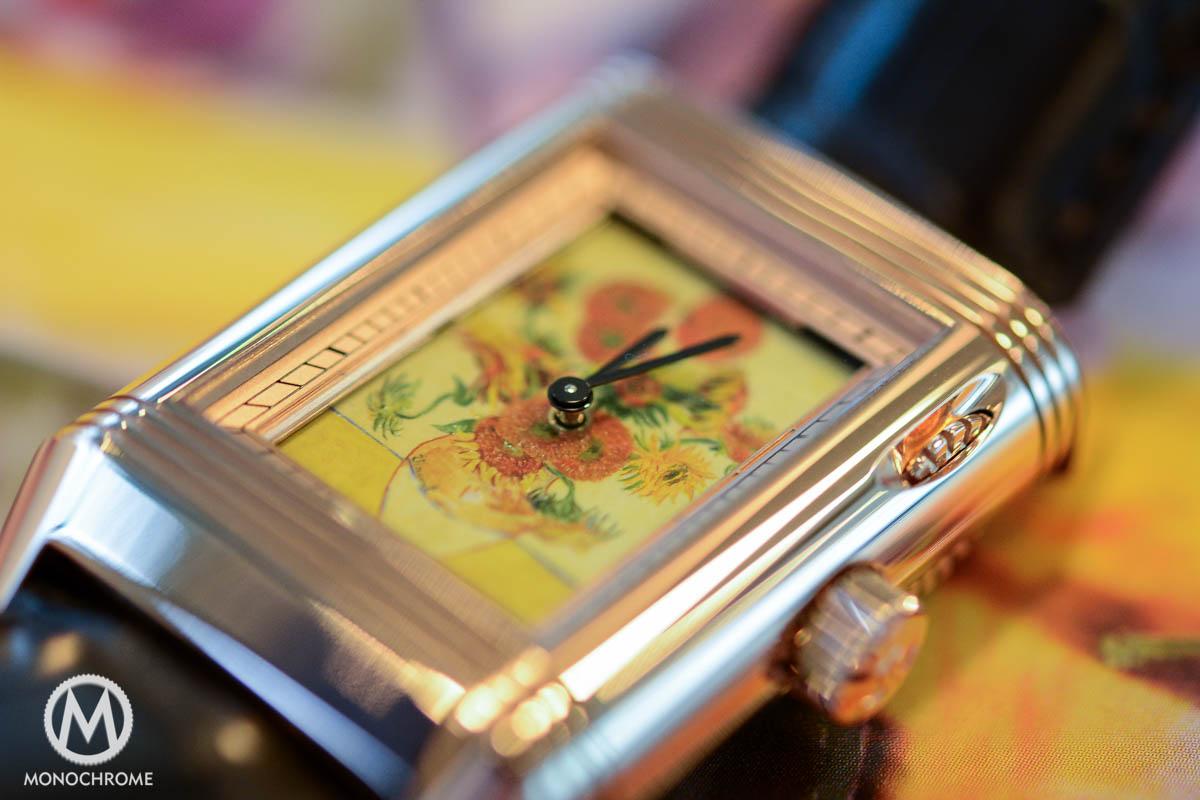 Jaeger-LeCoultre Reverso van Gogh