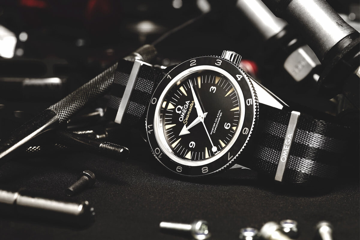 Omega Seamaster 300 SPECTRE Limited Edition - 1