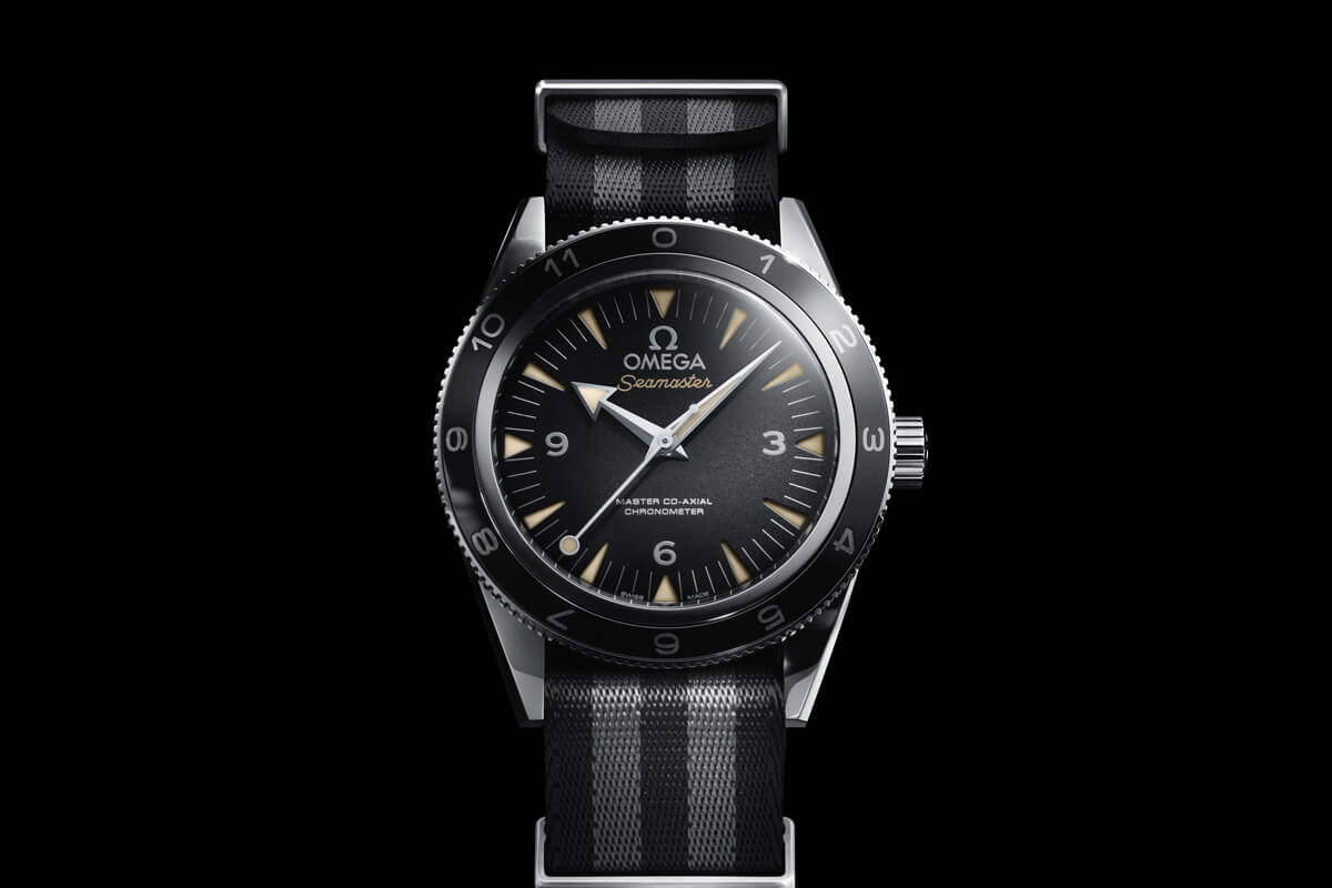 1b4b58c2163 Introducing the Omega Seamaster 300 SPECTRE Limited Edition (specs   price)  - Monochrome-Watches