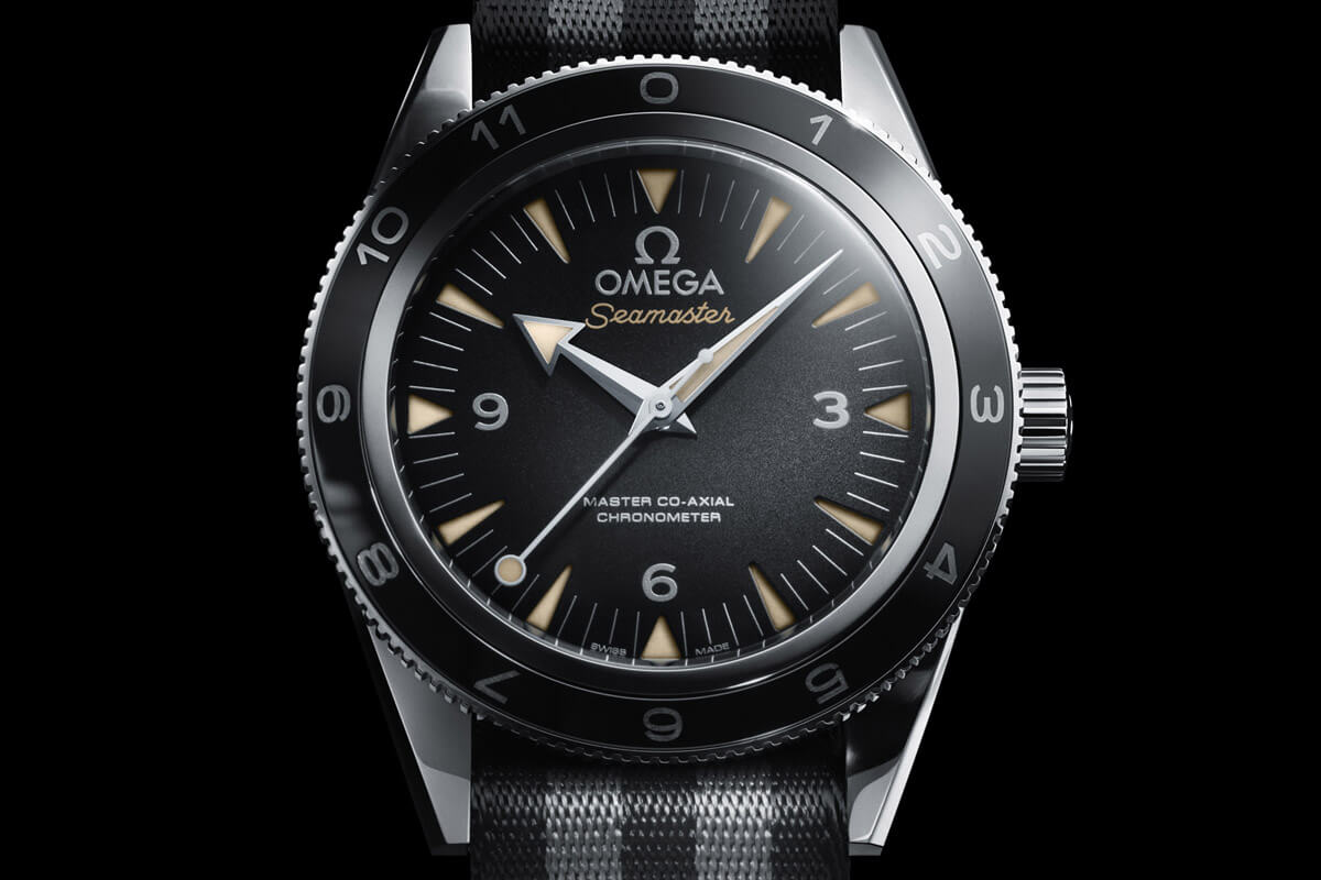 Omega Seamaster 300 SPECTRE Limited Edition - 3