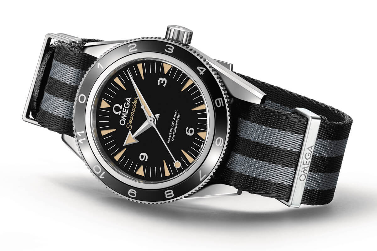 Omega Seamaster 300 SPECTRE Limited Edition - 4