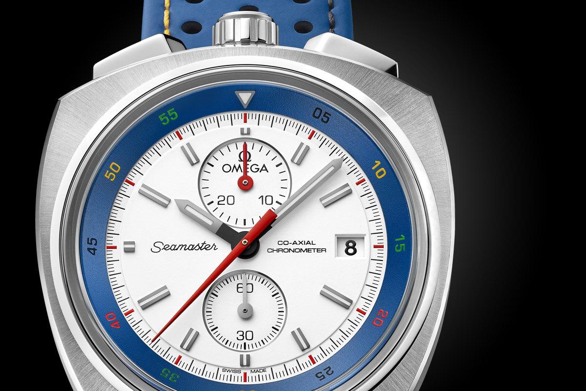Omega Seamaster Bullhead Chronograph Rio 2016 - 2