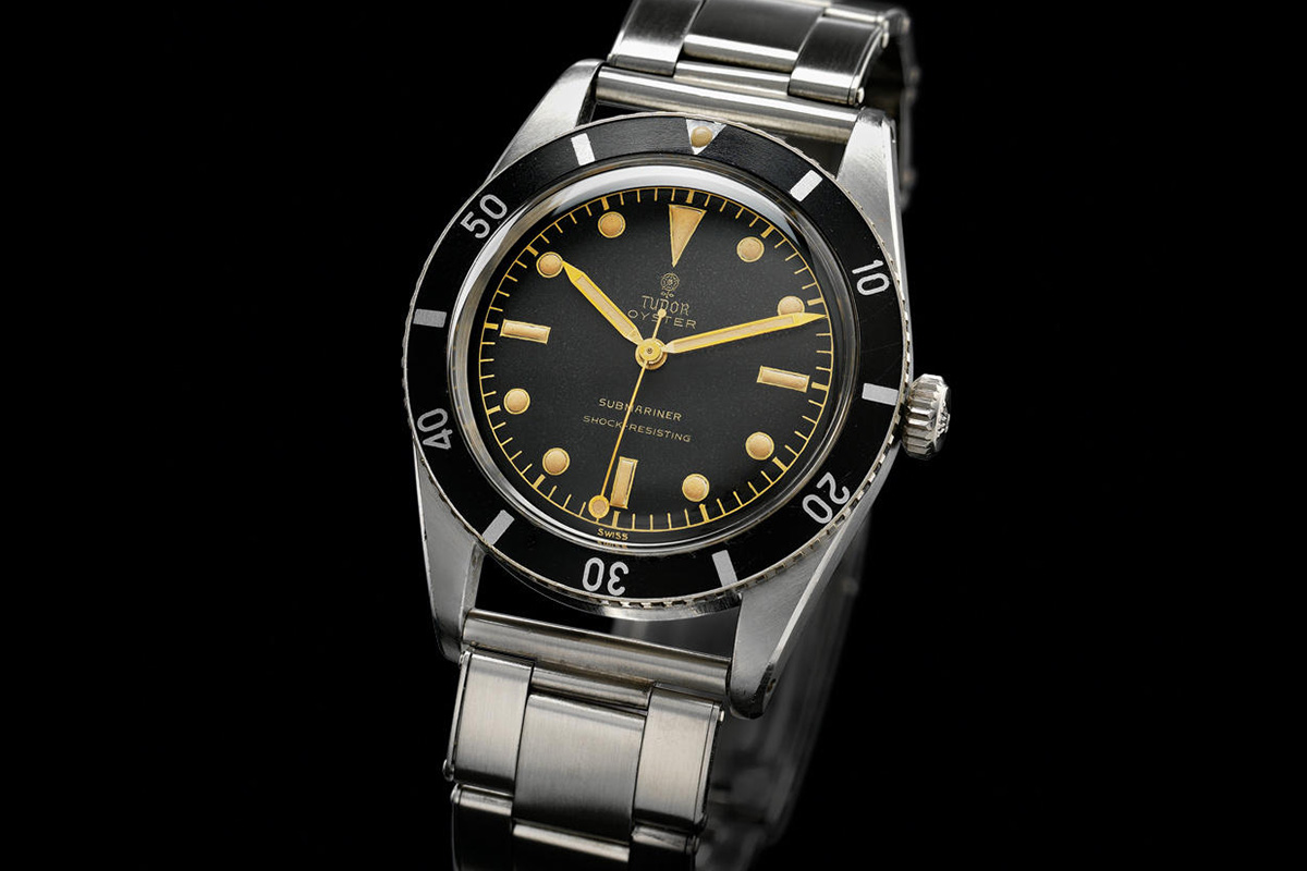 Tudor Submariner 7923
