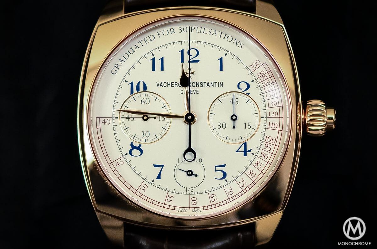 Vacheron-Constantin Harmony Chronograph Calibre 3300 - review - 1