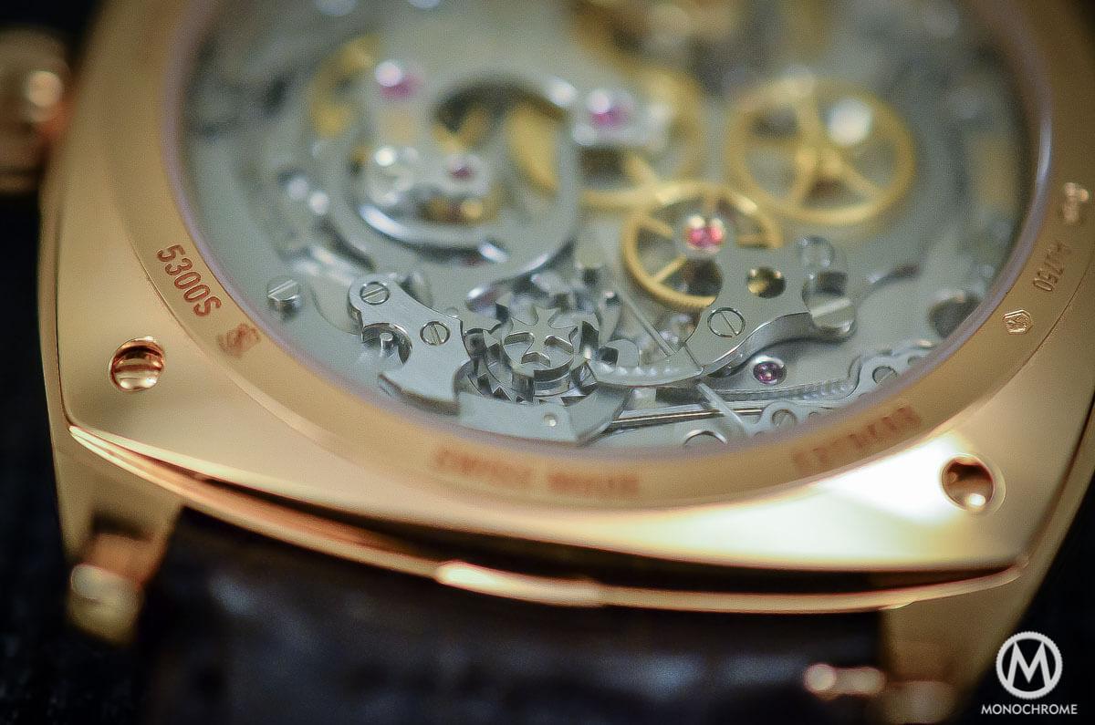 Vacheron-Constantin Harmony Chronograph Calibre 3300 - review - 6