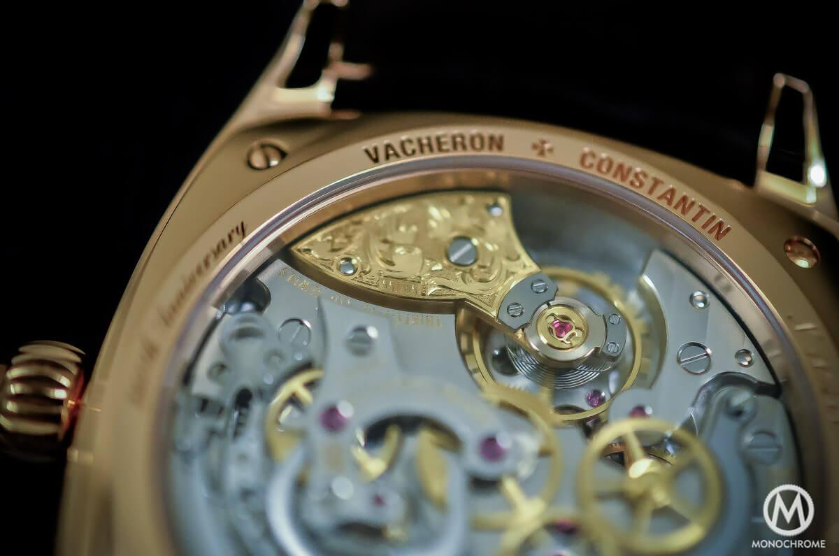 Vacheron-Constantin Harmony Chronograph Calibre 3300 - review - 8