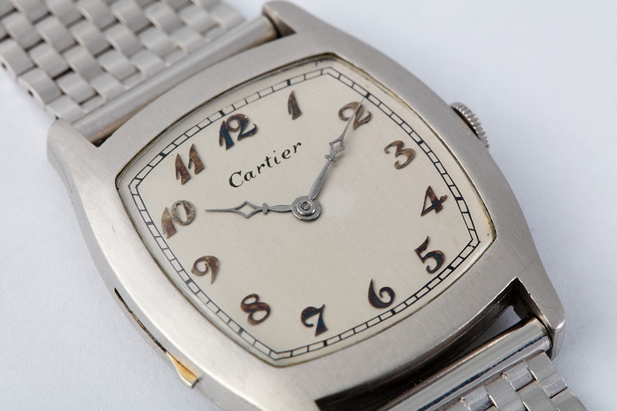 Audemars Piguet Minute Repeater retailed by Cartier