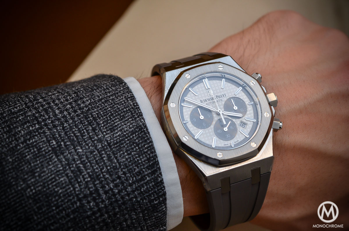 Audemars Piguet Royal Oak Chronograph QEII Cup 2015 Limited Edition