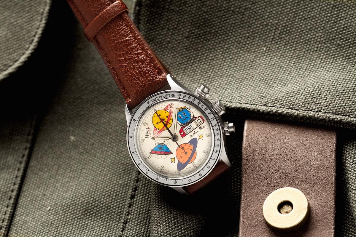 Fortis Stratoliner Chronograph
