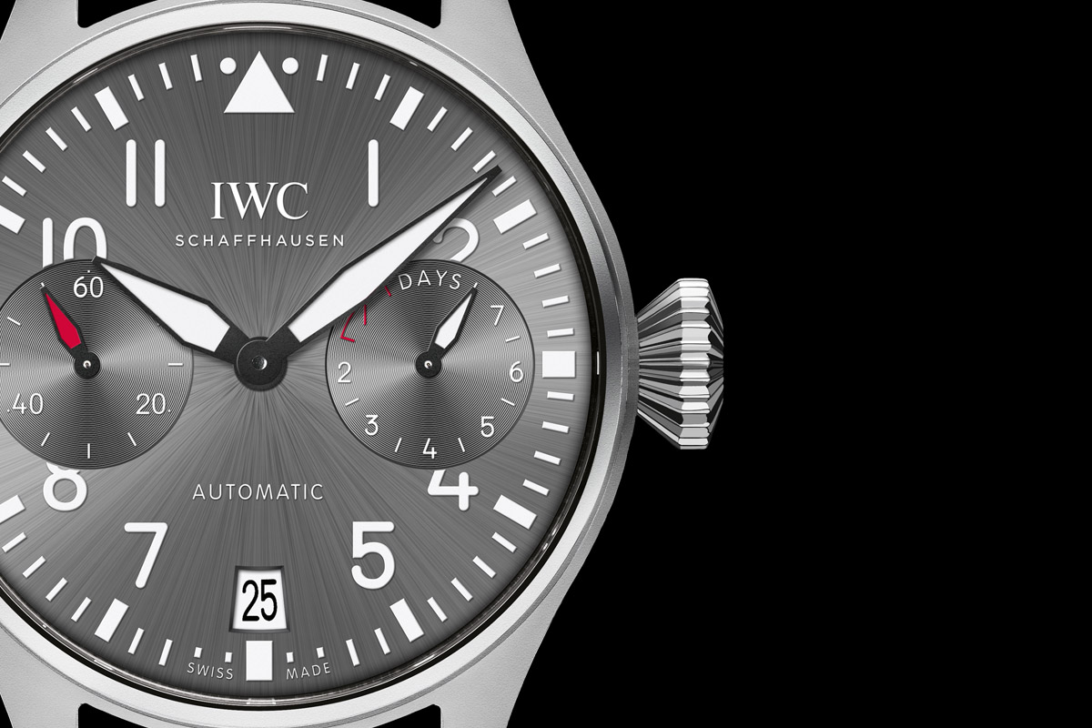 IWC Big Pilot's Watch Patrouille Suisse Limited Edition