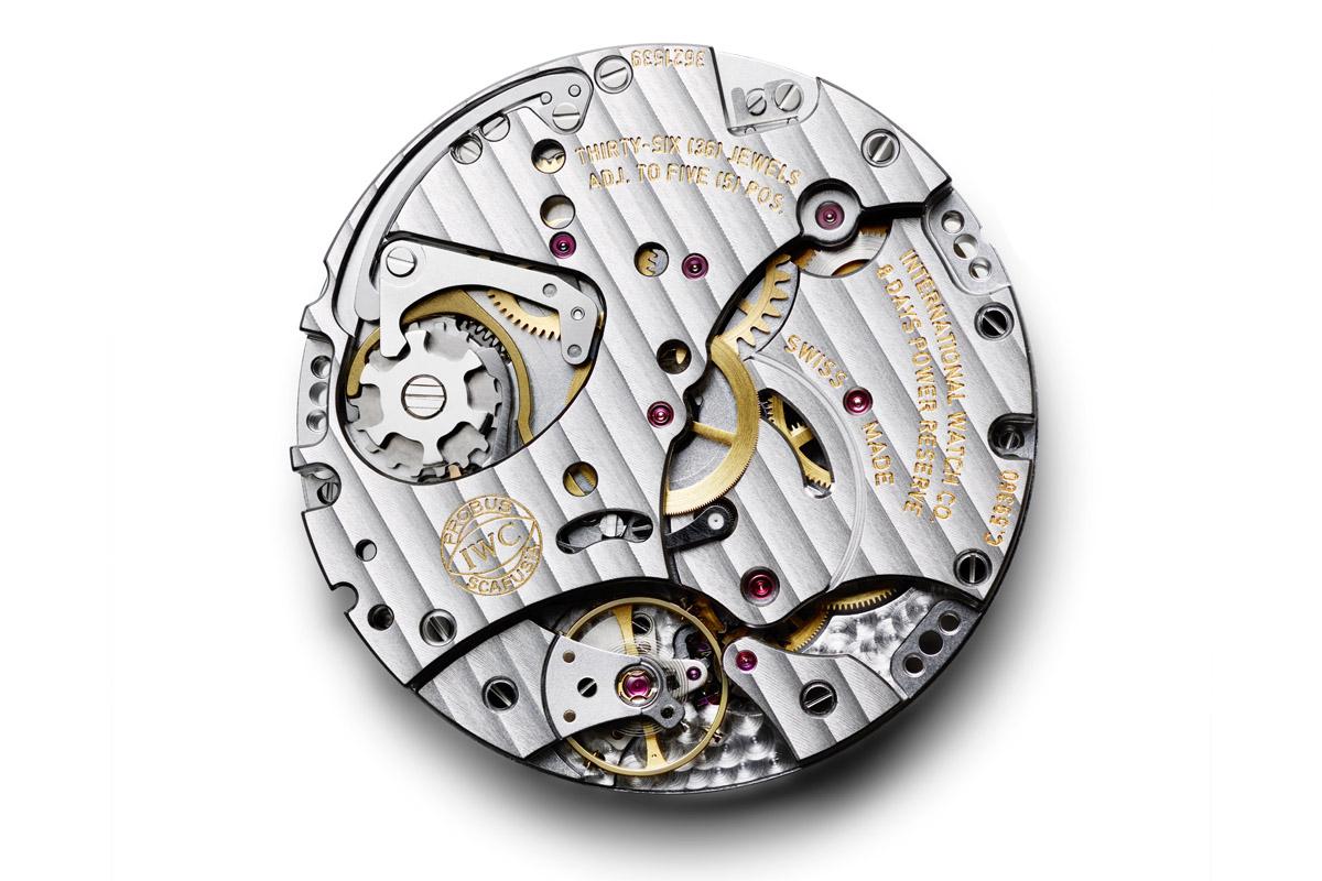 IWC Portofino Hand-Wound Monopusher Chronograph