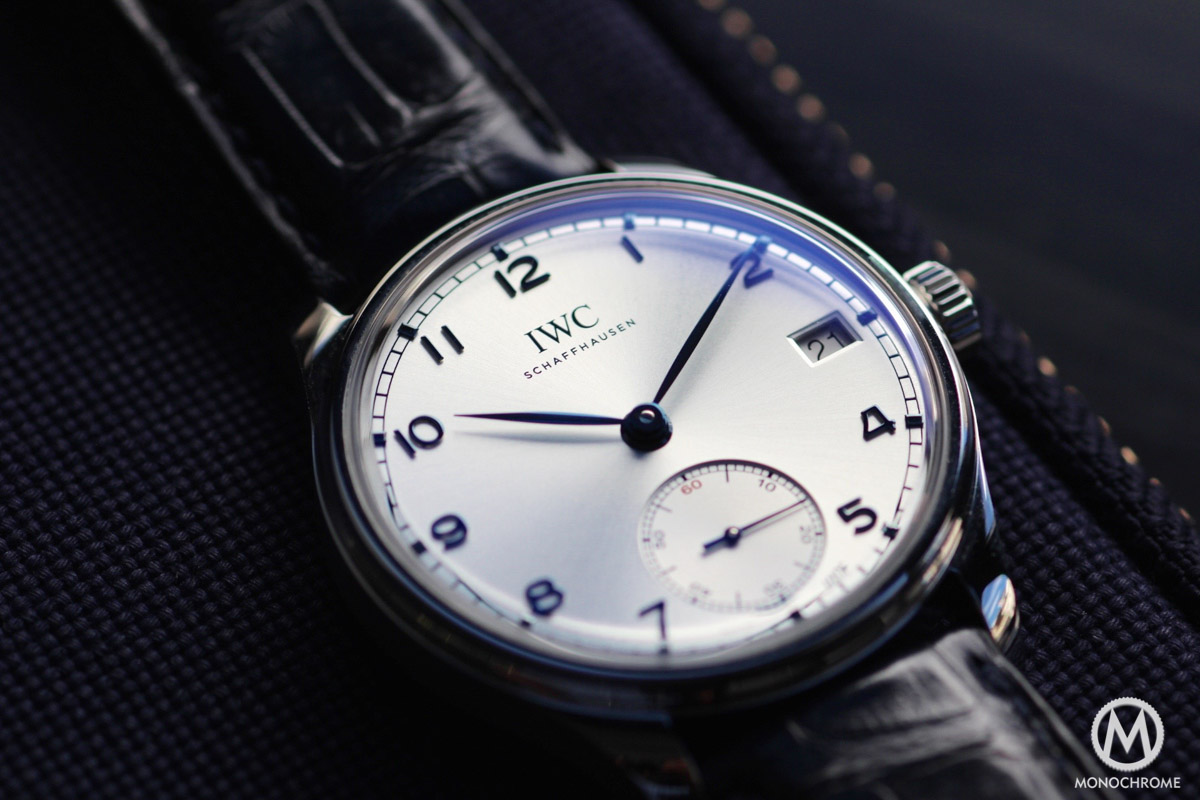 IWC Portugieser Hand-Wound Eight Days 'BFI London Film Festival 2015' Limited Edition