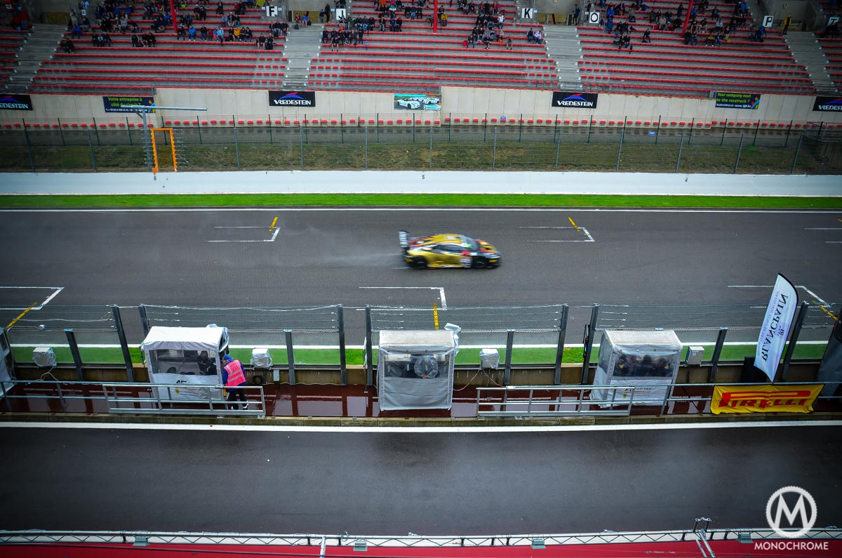 Monochrome at Blancpain Endurance Series - 24 Hours of Spa-Francorchamps