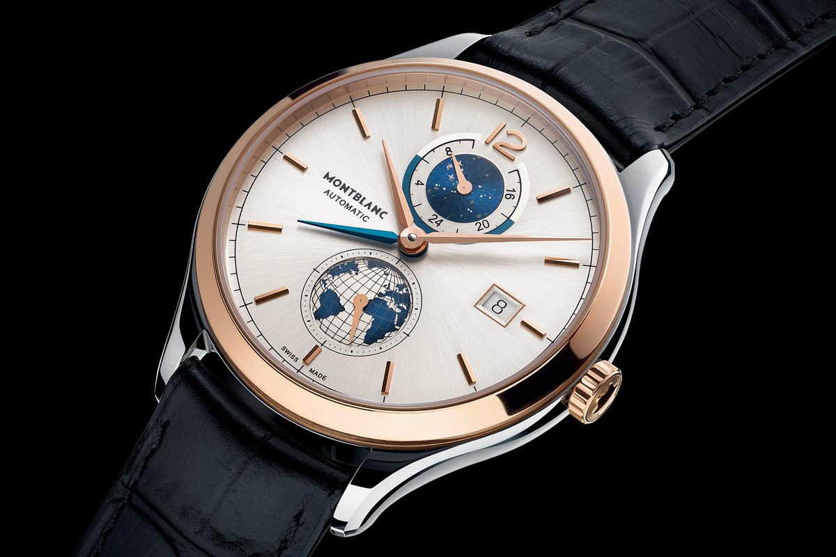 Montblanc Heritage Chronométrie Dual Time Vasco da Gama Limited Edition 238 - 2