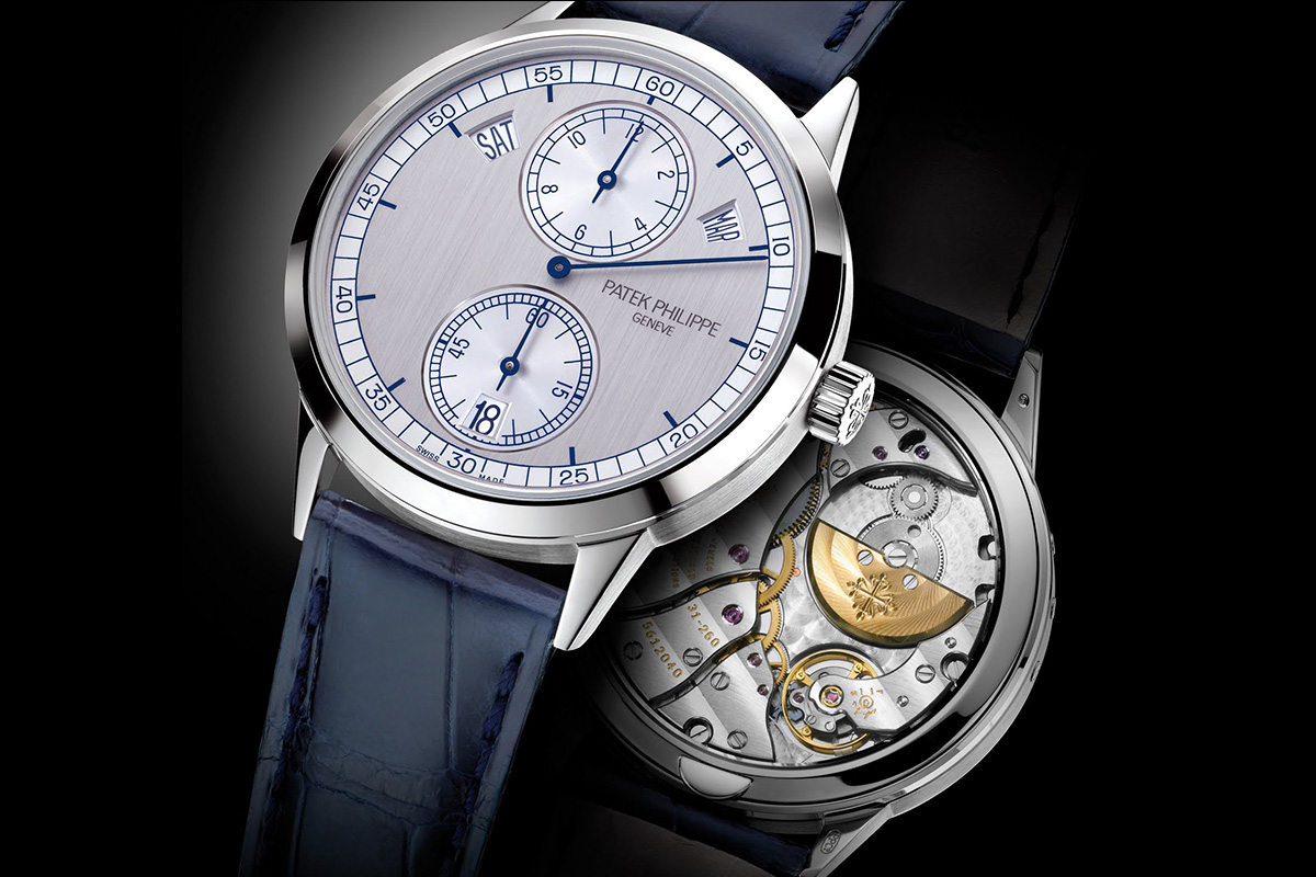 Patek Philippe 5235g regulator