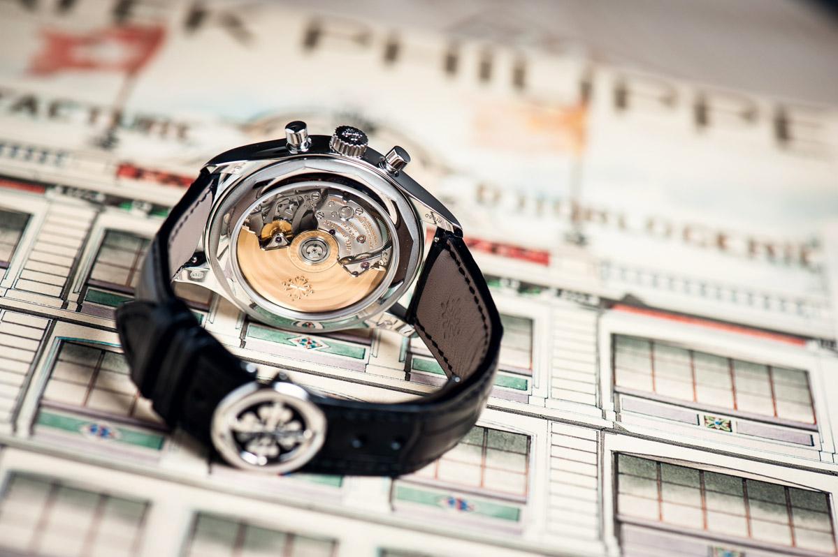 Patek Philippe 5960P Chronograph Annual Calendar
