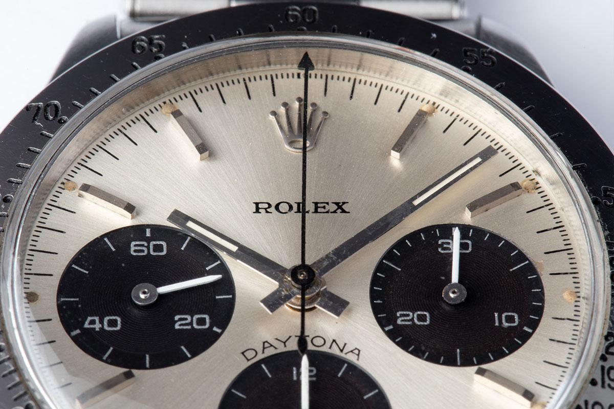 Rolex Daytona Solo Quicksilver Reference 6239
