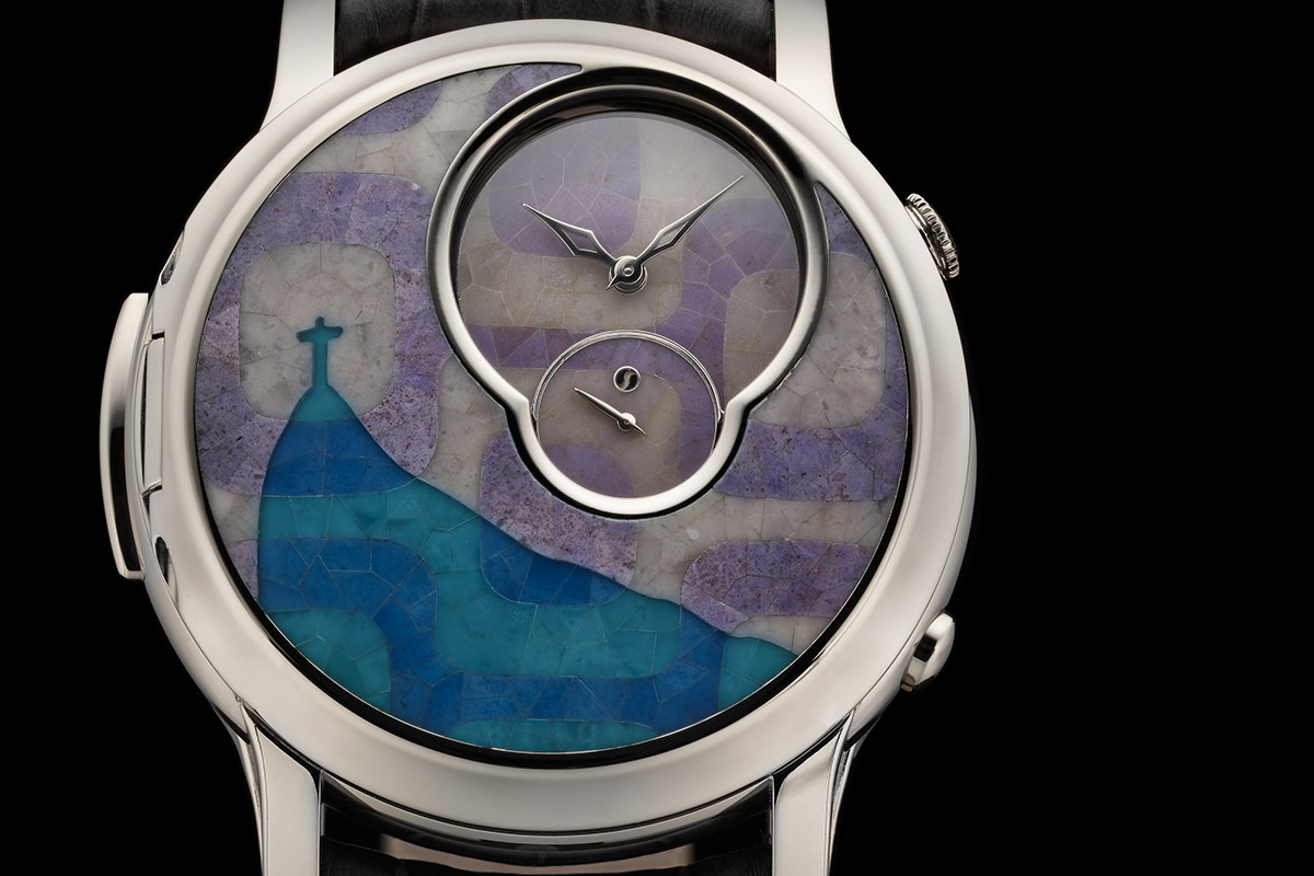 Romain Gauthier Logical One Secret Kakau Höfke