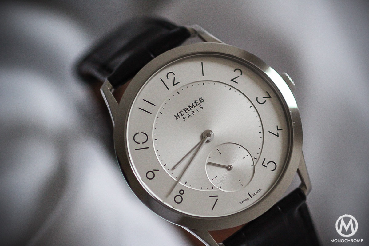 Slim d'Hermès Time-Only Watch
