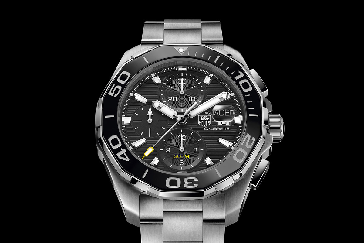 TAG Heuer Aquaracer 300m - 2015 Collection 1