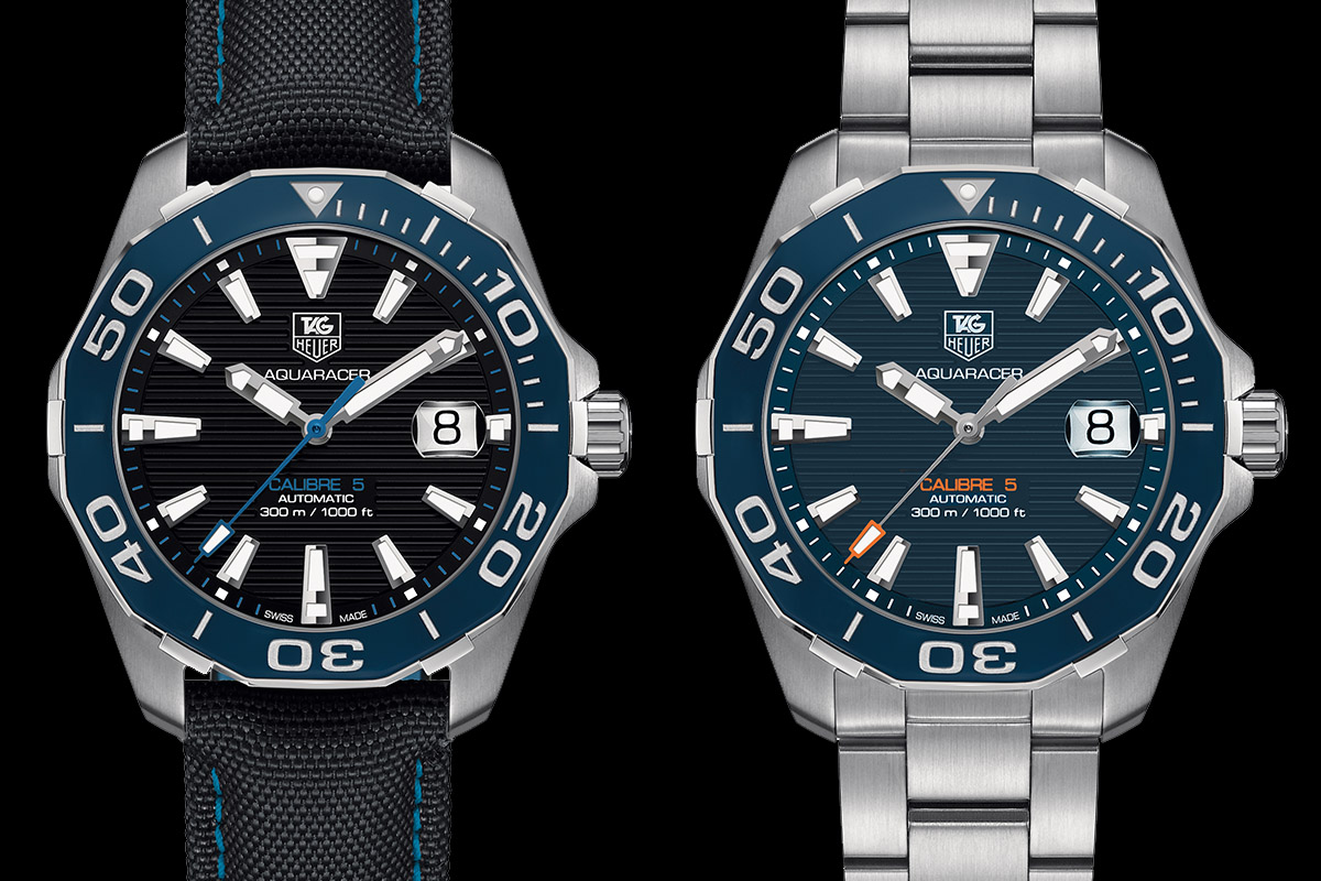 db4b5135640 TAG Heuer Fortifies the AQUARACER 300M with a Ceramic Bezel (specs   price)