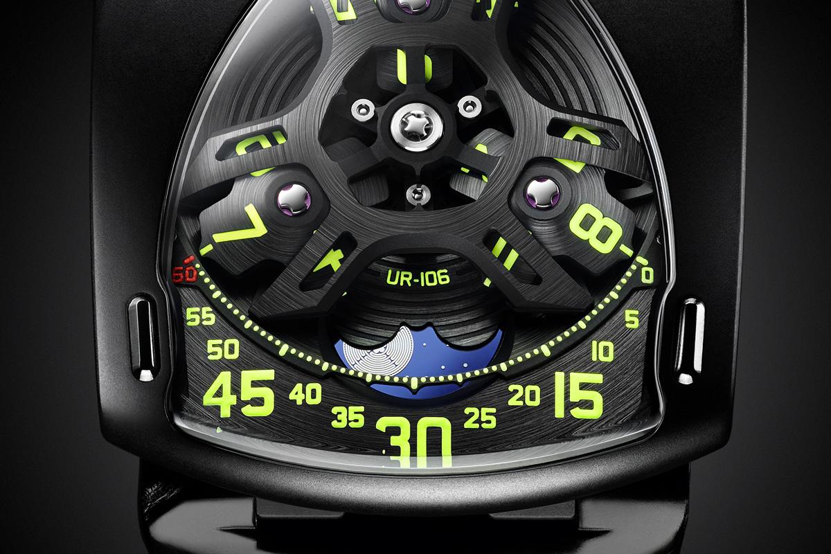 URWERK UR-106 Only Watch 2015 Unique Piece