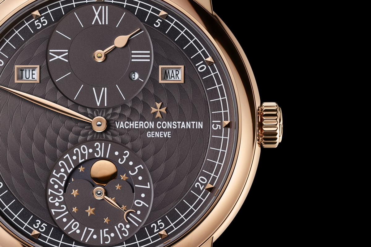 Vacheron Constantin Maitre Cabinotier Perpetual Calendar Regulator