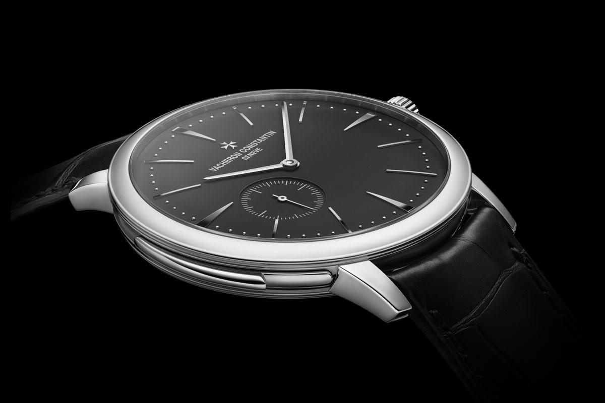Vacheron Constantin Patrimony Ultra-Thin Minute Repeater Platinum black dial