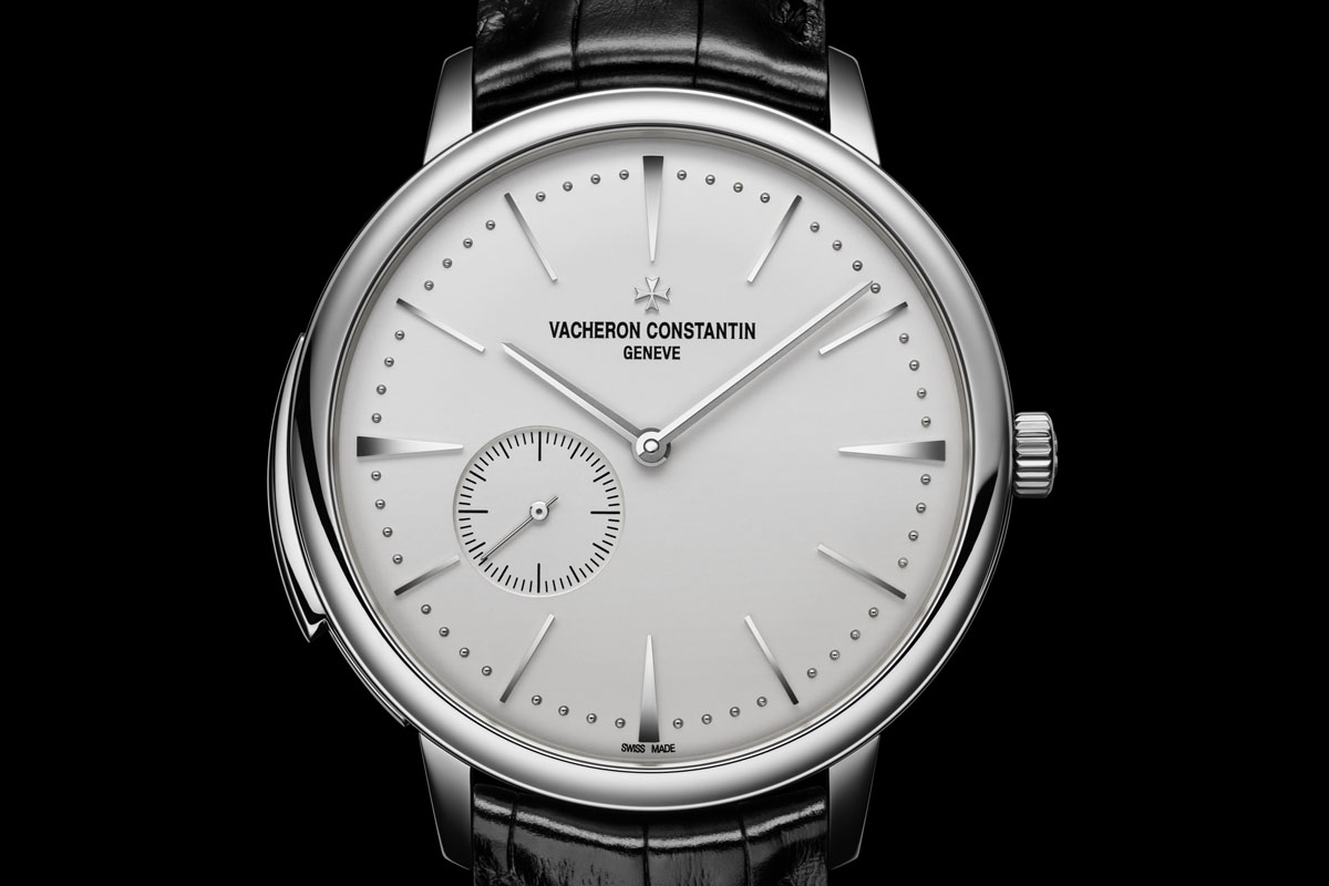 Vacheron Constantin Patrimony Ultra-Thin Minute Repeater Platinum white dial