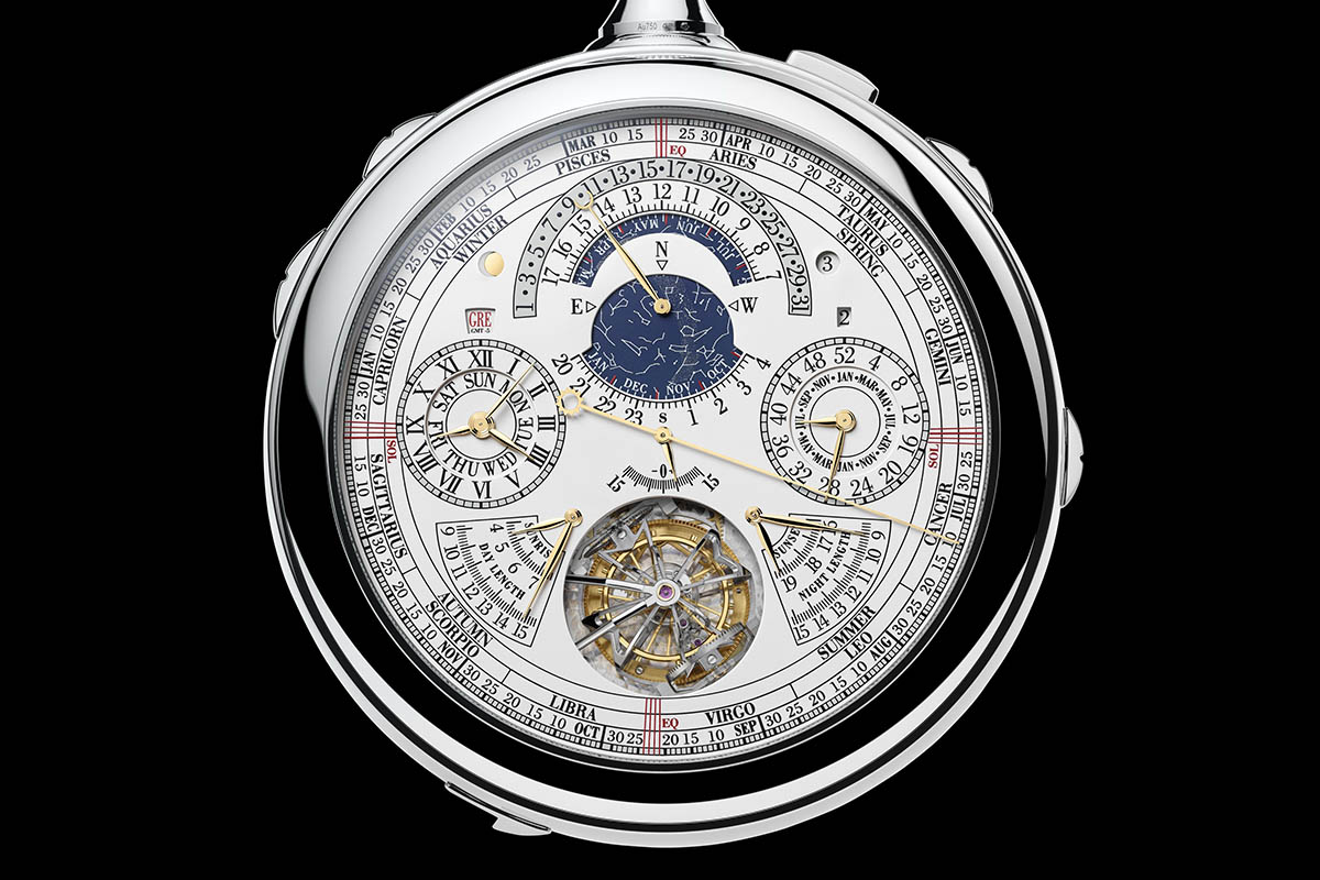 Vacheron-Constantin Reference 57260 -1
