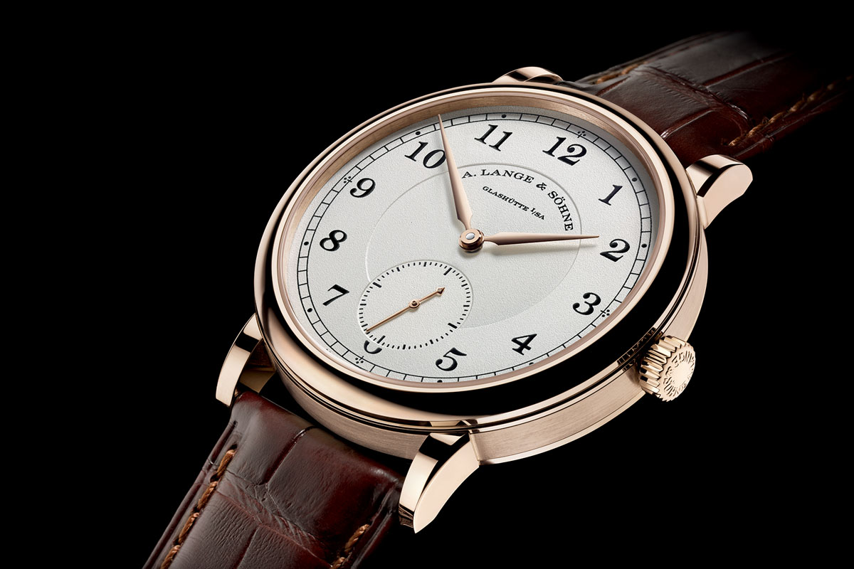 A Lange Sohne 1815 Anniversary of F.A. Lange Honey Gold