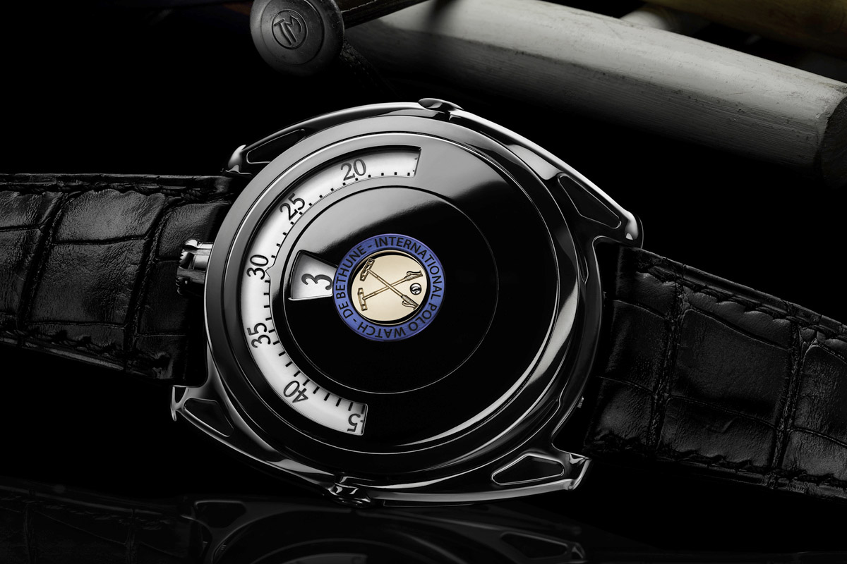 De Bethune DB27 D Polo Edition case
