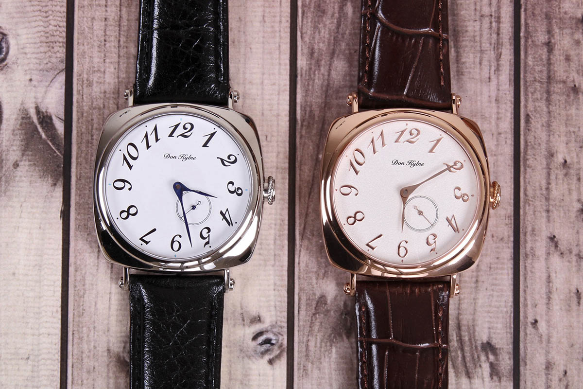 Don Kylne Co watch - collection