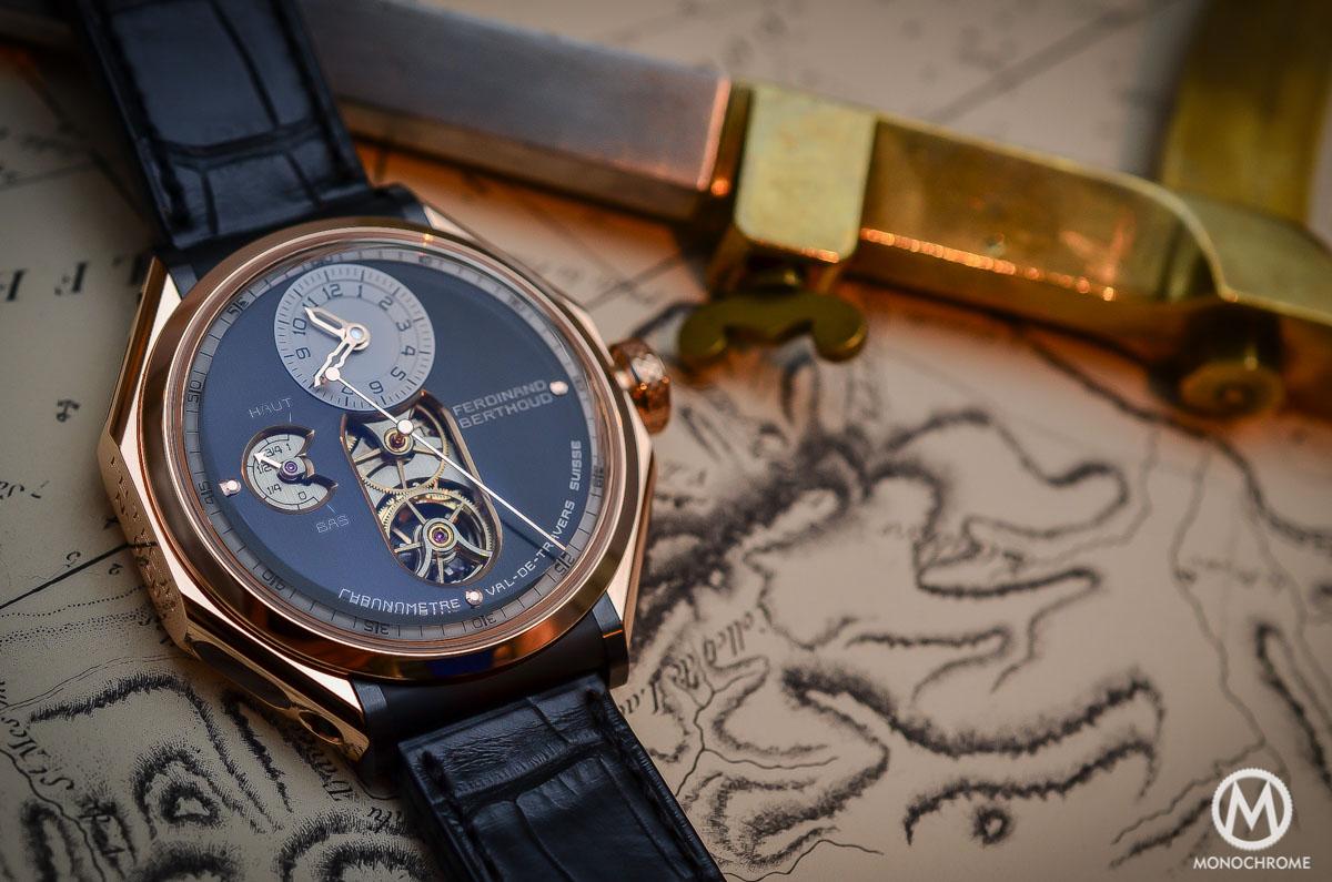 Ferdinand Berthoud Chronometre FB 1 - lifestyle