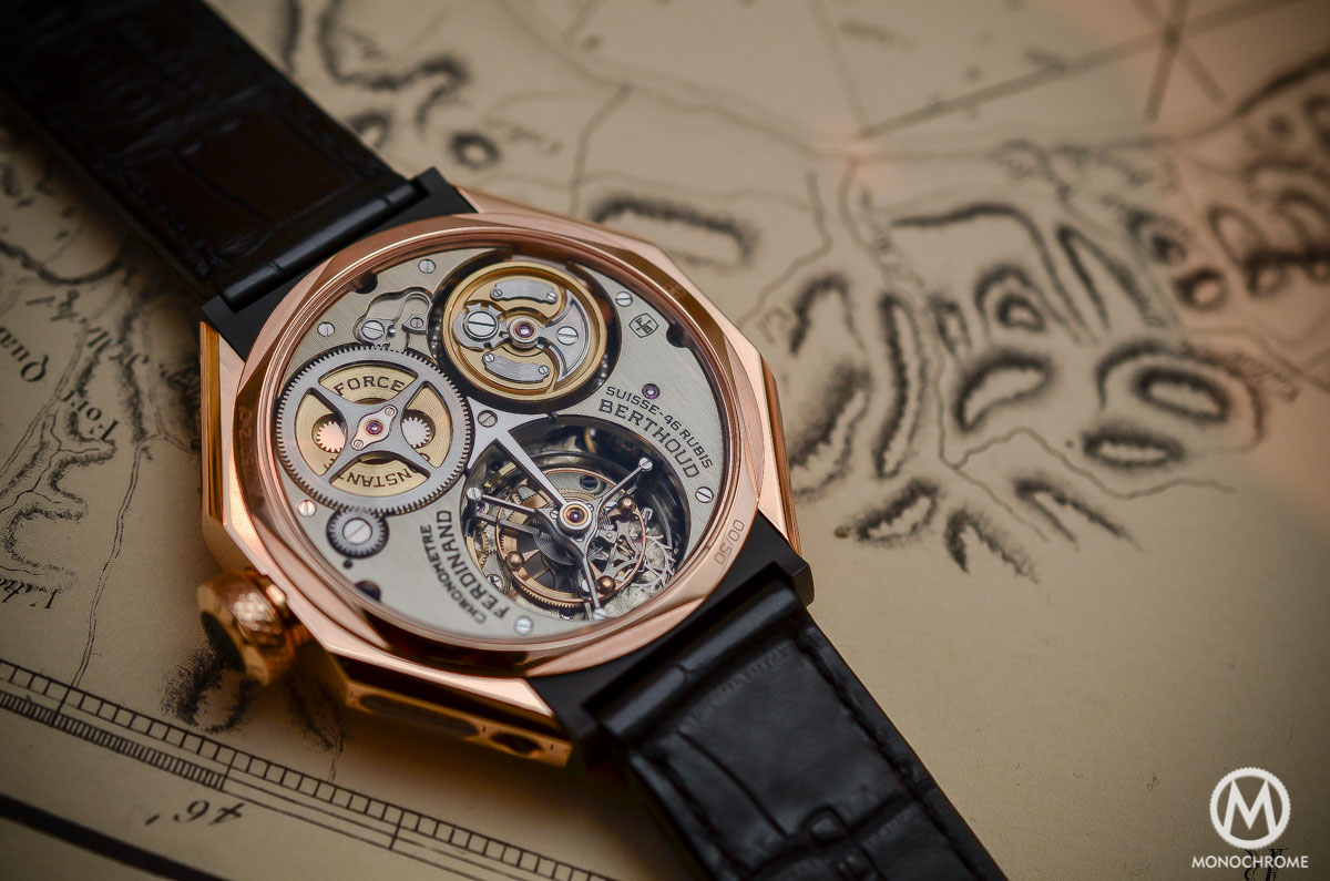 Ferdinand Berthoud Chronometre FB 1 - movement mood