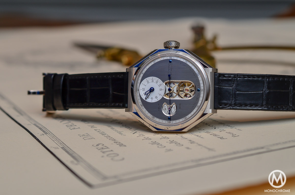 Ferdinand Berthoud Chronometre FB 1 - white gold