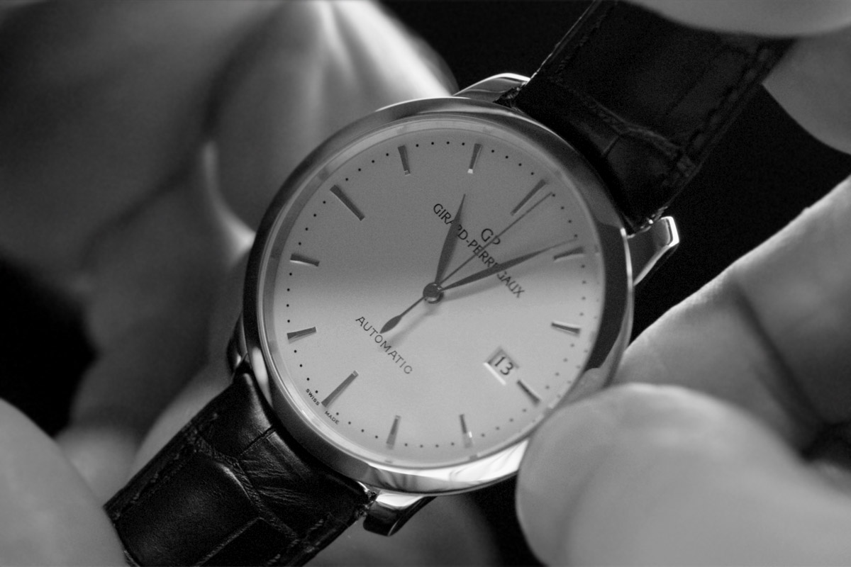 Girard-Peregaux 1966 Steel 40mm - Manufacture