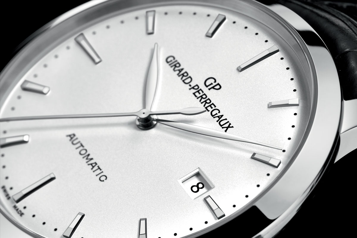 Girard-Peregaux 1966 Stainless Steel 40mm - dial