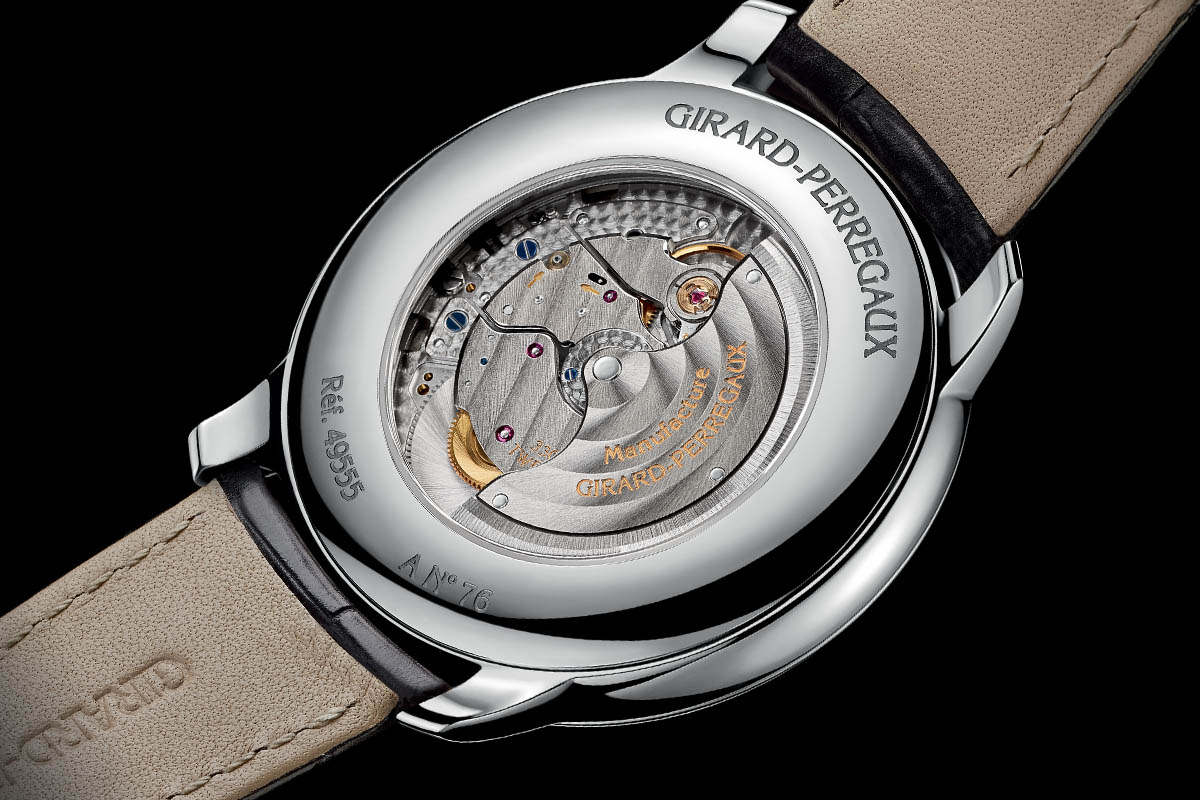 Girard-Peregaux 1966 Stainless Steel 40mm - movement calibre GP 3300