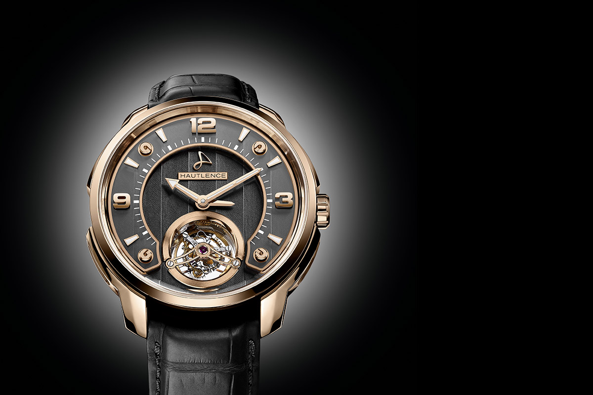 Hautlence Tourbillon 01 cover
