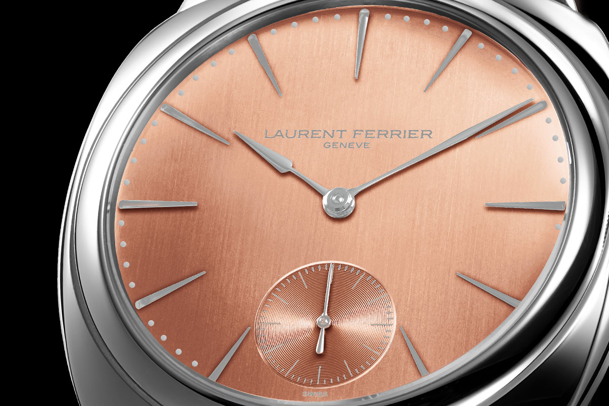 Laurent Ferrier Galet Square Autumn - detail
