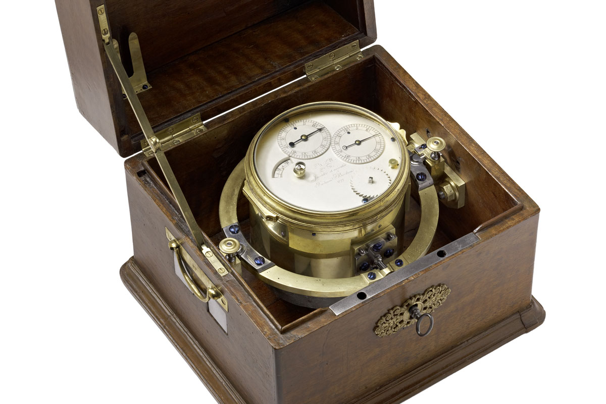 Marine Chronometer Ferdinand Berthoud